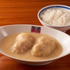 ロールキャベツシチュー2貫とご飯 ¥950税込